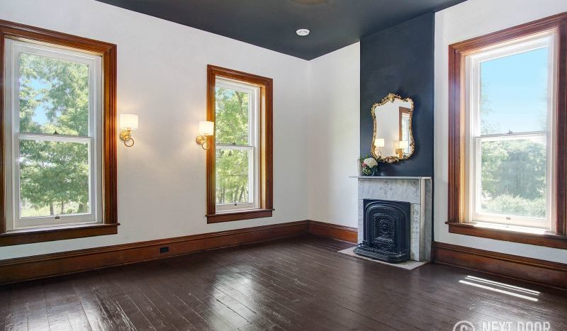 fully renovated 1800s historic home